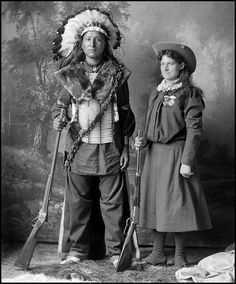 Sitting Bull et Annie