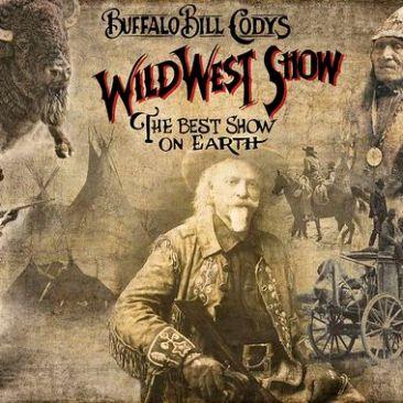 Affiche Wild West Show